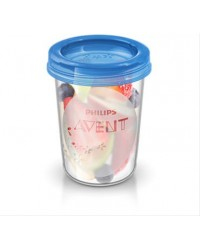 Avent VIA poháriky 240 ml - 5 ks NOVÉ
