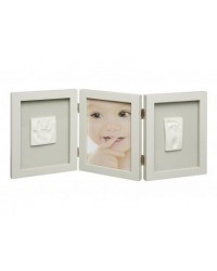 Baby Art My Sweet Memories Double Frame - Taupe