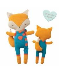 Lišiačik Felix - PEPPA Cuddly Friends