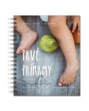 Kniha - Prvé príkrmy