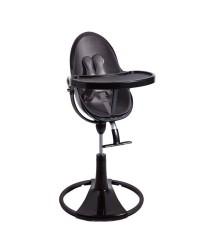 Detská stolička Bloom Fresco Chrome™ Čierna - rám