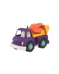 B-Toys Nákladné auto s rýpadlom Wonder Wheels