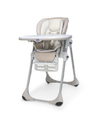 Jedálenská stolička Chicco Polly 2v1 New - Wild