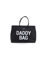 Childhome Prebaľovacia taška Daddy Bag BIG - Black