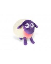 Uspávacia ovečka Ewan - fialová