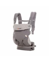 Ergobaby nosič Four Position 360° - Dewy Grey