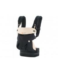 Ergobaby nosič Four Position 360° - Black/Camel