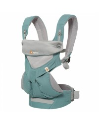 Ergobaby nosič Four Position 360° Cool Air - Icy Mint