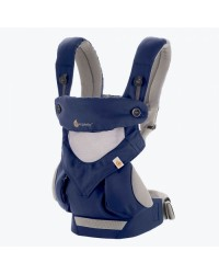 Ergobaby nosič Four Position 360° Cool Air - French Blue