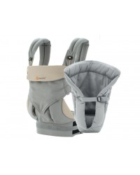 Ergobaby nosič Set Bundle - 360 Grey