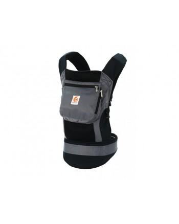 Ergobaby nosič Performance - Charcoal Black
