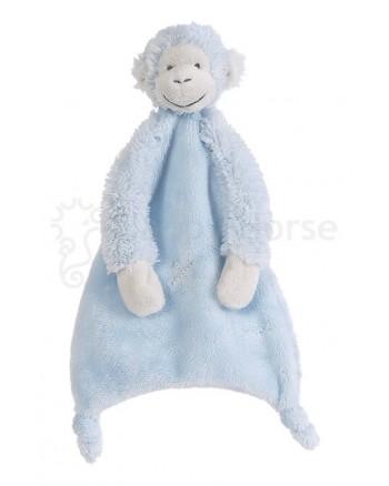 Maznáčik HAPPY HORSE Modrá Opička Mickey