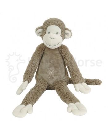 Plyšová hračka HAPPY HORSE Hnedá Opička Mickey No. 2