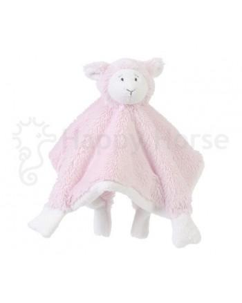 Maznáčik HAPPY HORSE Ružová ovečka
