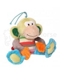 Hračka s melódiou HAPPY HORSE Opička MO