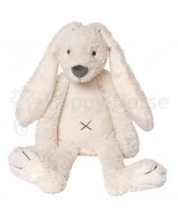 Plyšová hračka HAPPY HORSE Smotanový zajko RICHIE