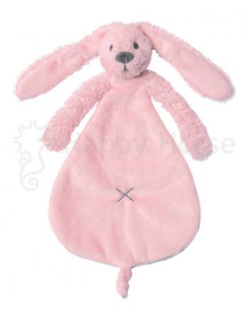 Maznáčik HAPPY HORSE Ružový zajko RICHIE
