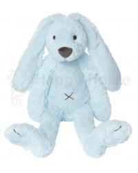 Plyšová hračka HAPPY HORSE Modrý zajko RICHIE
