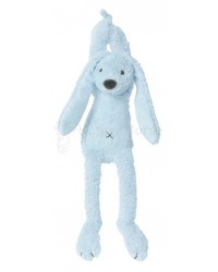 Hračka s melódiou HAPPY HORSE Modrý zajko RICHIE