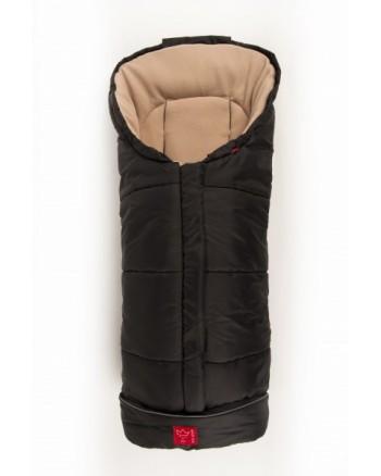 Fusak KAISER - Iglu Thermo Fleece - Black / Beige