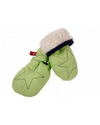Detské rukavice KAISER Star - Lime