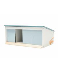Kids Concept Drevená garáž Aiden