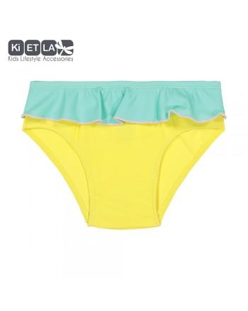 Kietla Plavky s UV ochranou - Nohavičky Žlto-zelené
