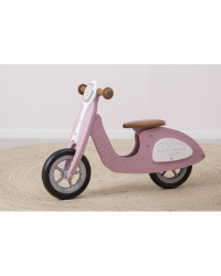 Little Dutch Odrázadlo Scooter Pink