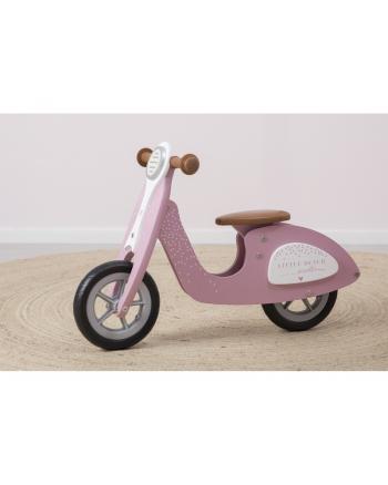 Little Dutch Odrázadlo Scooter Pink