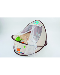 Ludi Cestovná postieľka / hniezdo pre bábätko Nature