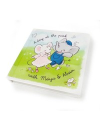 Meiya&Alvin Obrázková knižka
