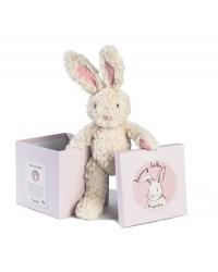 Ragtales Zajačik Bella v darčekovom balení