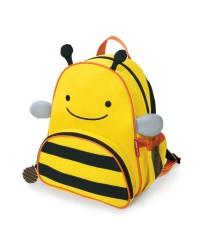 SKIP HOP Batoh Zoo do škôlky - Včielka
