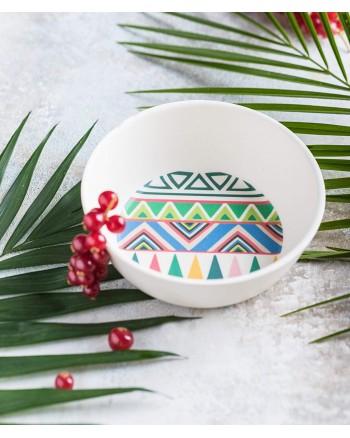 Tommy Lise Ethnic Festive Bambusová miska