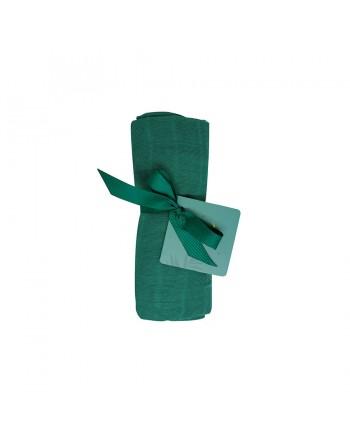 Tommy Lise Bavlnená Mušelínová plienka Mangrove Green