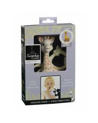 Vulli žirafa Sophia s hryzátkom v darčekovom balení
