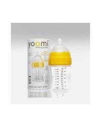 Dojčenská fľaša YOOMI 240ml (bez ohrievača)