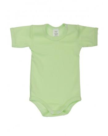 Body krátky rukáv Antony (jednofarebné) - zelené