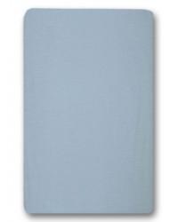 Nepremokavé prestieradlo Antony (modré) - 155g (4 gumy)