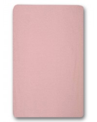Nepremokavé prestieradlo Antony (ružové) - 155g (gumené obšitie)