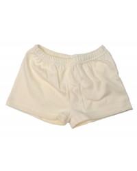 Krátke nohavice - smotanové