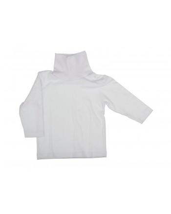 Rolák bavlnený - biely