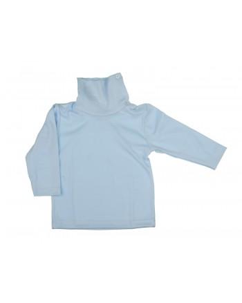 Rolák bavlnený - modrý