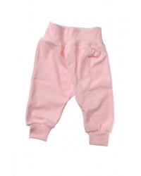 Bavlnené tepláčky Antony (ružové)