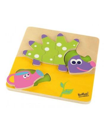 Moje prvé puzzle Boikido - Gaston
