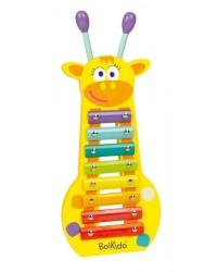 Môj prvý xylofón Boikido - Žirafa