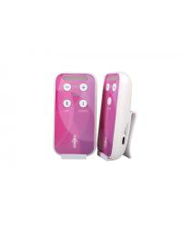 Capidi Výmenný kryt k pestúnke Babyalarm - Pink