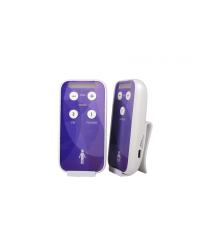 Capidi Výmenný kryt k pestúnke Babyalarm - Purple