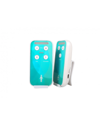 Capidi Výmenný kryt k pestúnke Babyalarm - Turquoise