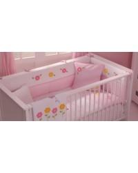 3-dielna posteľná súprava Funnababy - Butterfly
